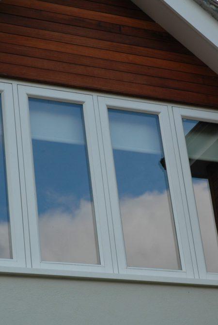 Elegant 4 way Wooden Casement Window