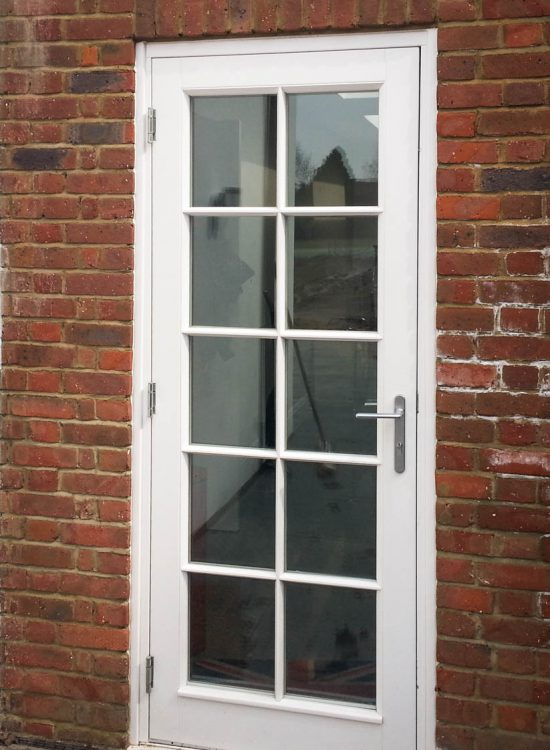 Timber Single Door Southampton