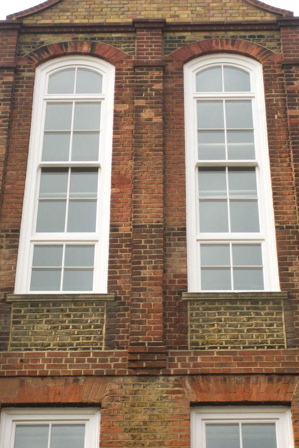 Alderbrook Primary School Sash Window