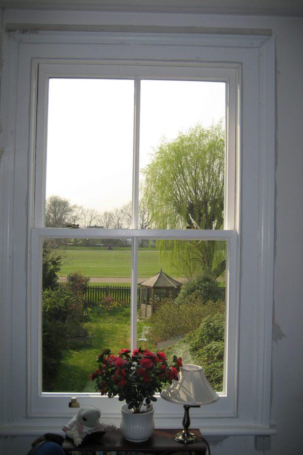 Dovercourt Sashment Window Inside