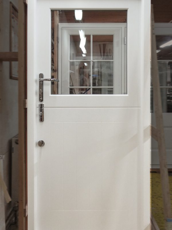 Production Picture of White Stable Door London
