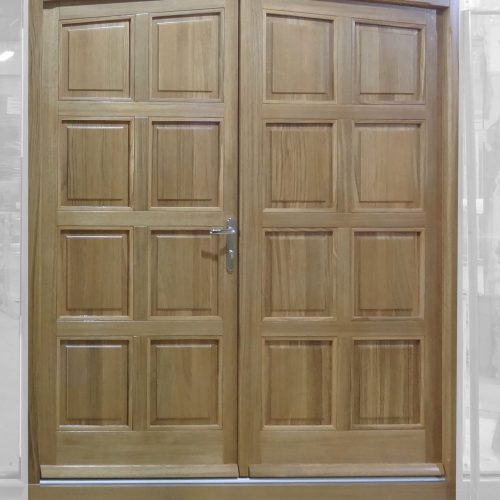 Double Doors (French)