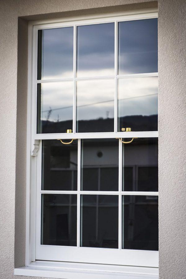 Luxury Timber Heritage Window