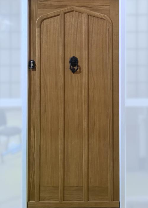 Softwood Entrance Door