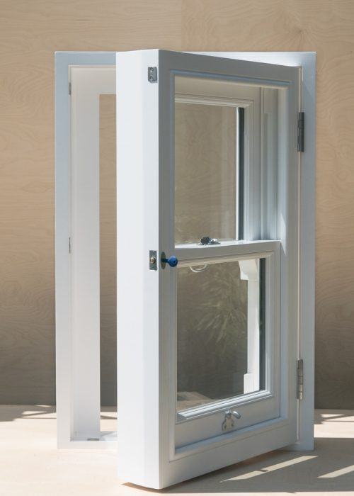 Sashment - Spring Balanced Sash & Opening Casement Timber Window